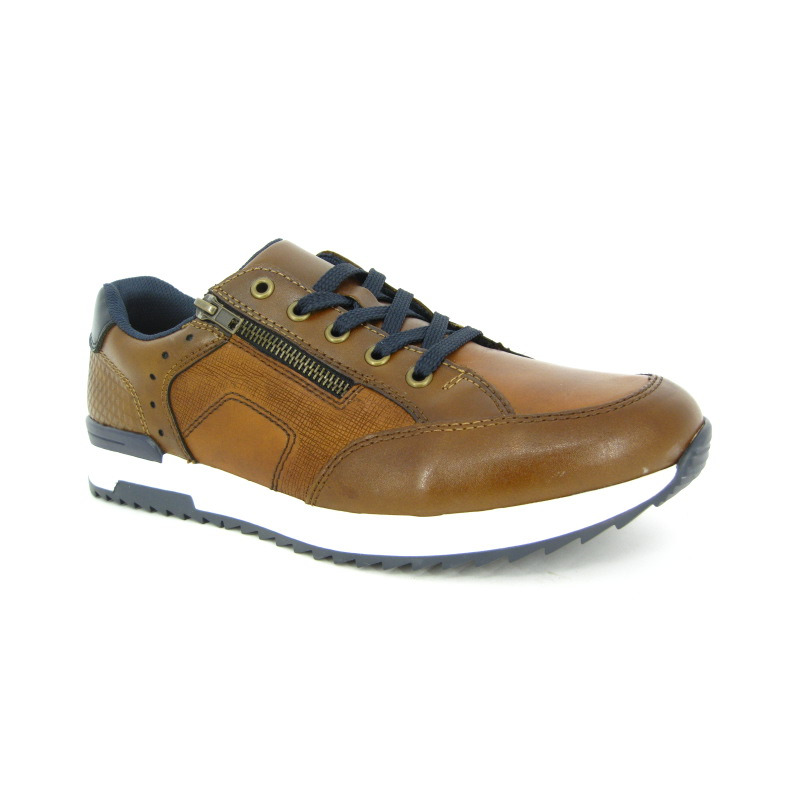 Rieker Sneaker Cognac