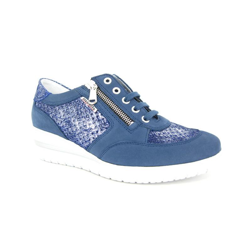 Mobils Sneaker Blauw
