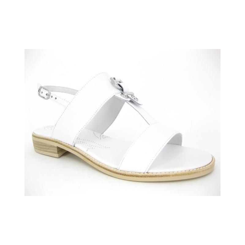 Nero Giardini Sandaal Wit