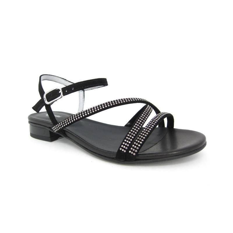 Nero Giardini Sandaal Zwart
