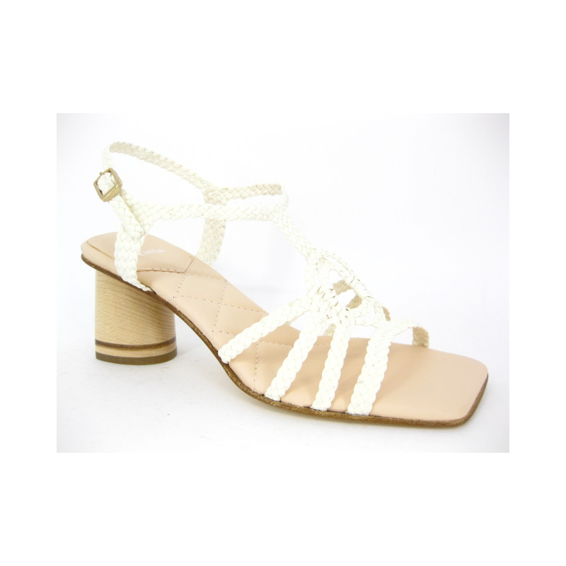 Zinda Sandaal Off white