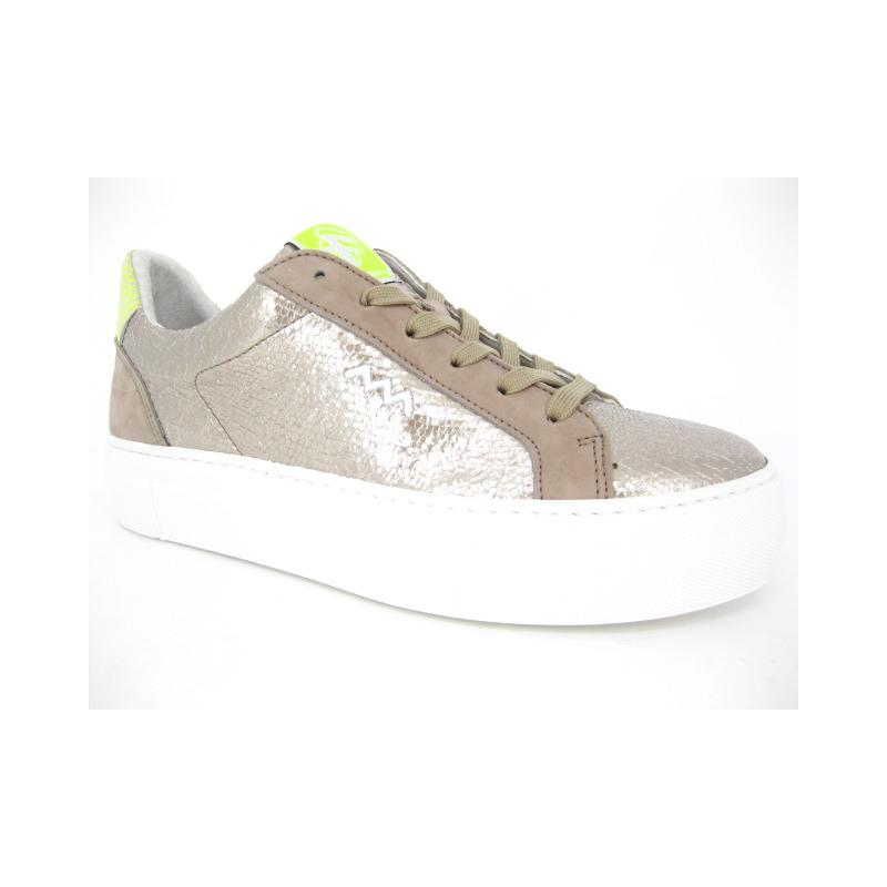 Floris Van Bommel Sneaker Taupe