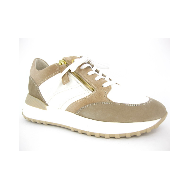 Dls Sneaker Taupe