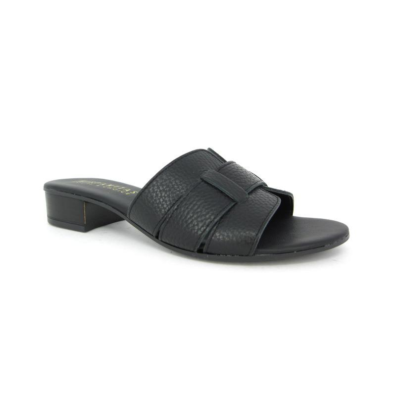 Hispanitas Sandaal Zwart