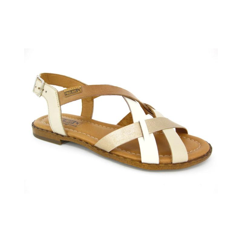 Pikolinos Sandaal Off white