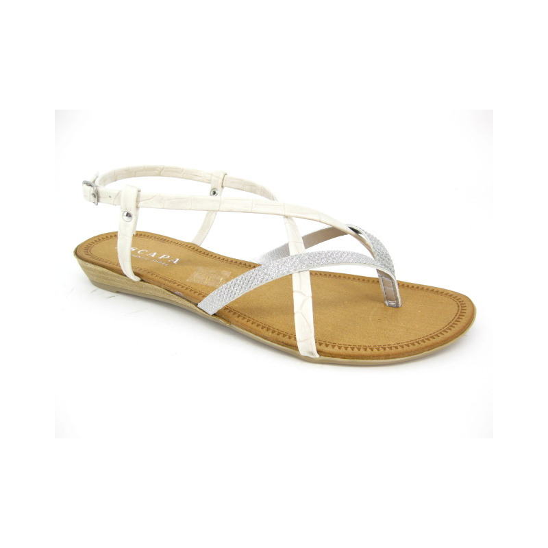 Scapa Sandaal Off white