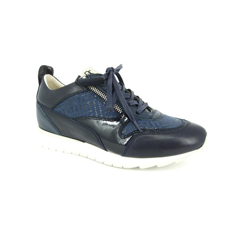 Dls Sneaker Blauw