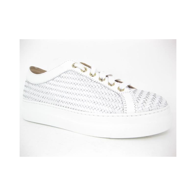 Stokton Sneaker Wit