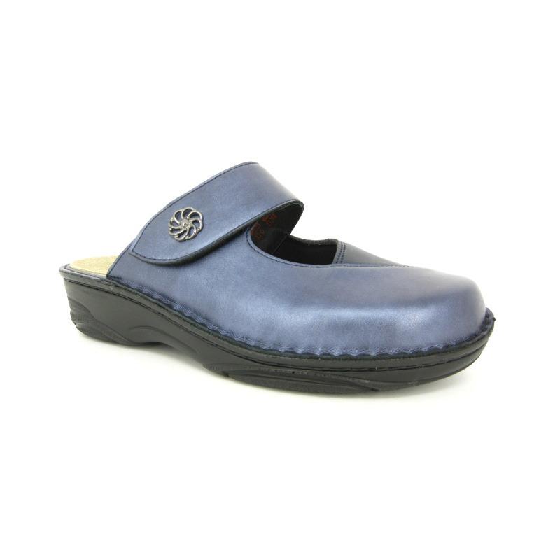 Berkemann Pantoffel Blauw