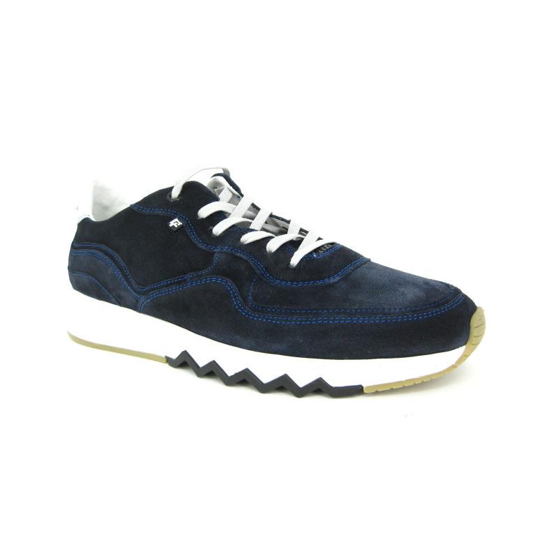 Floris Van Bommel Sneaker Blauw