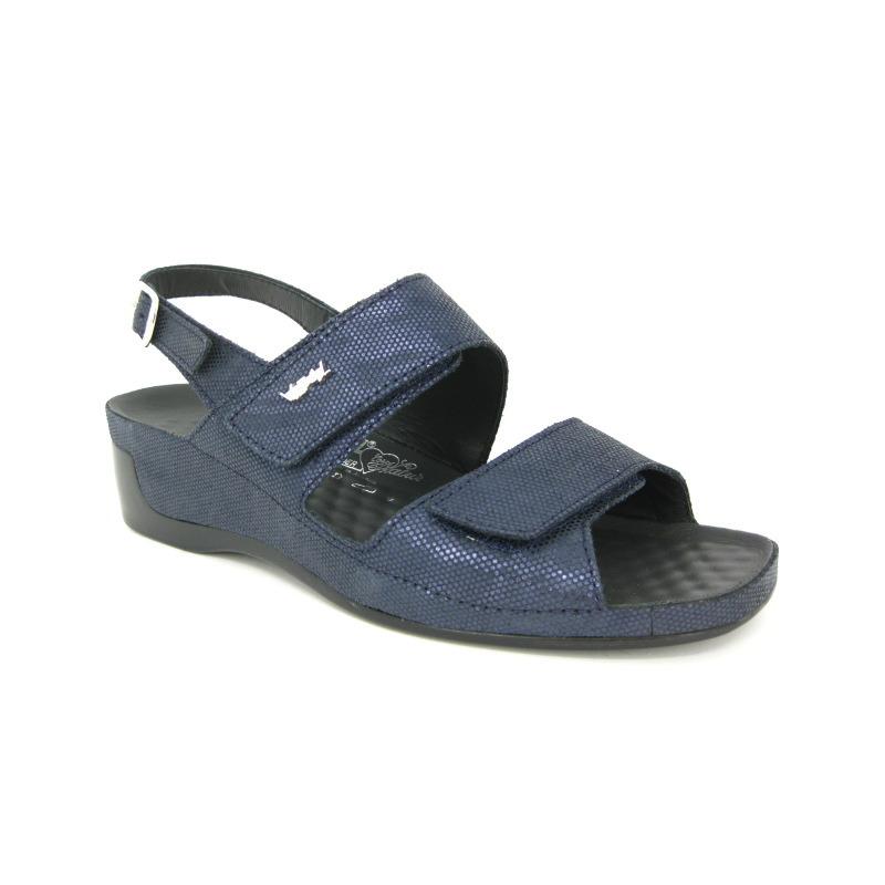 Vital Sandaal Blauw