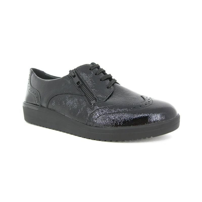 Solidus Sneaker Zwart