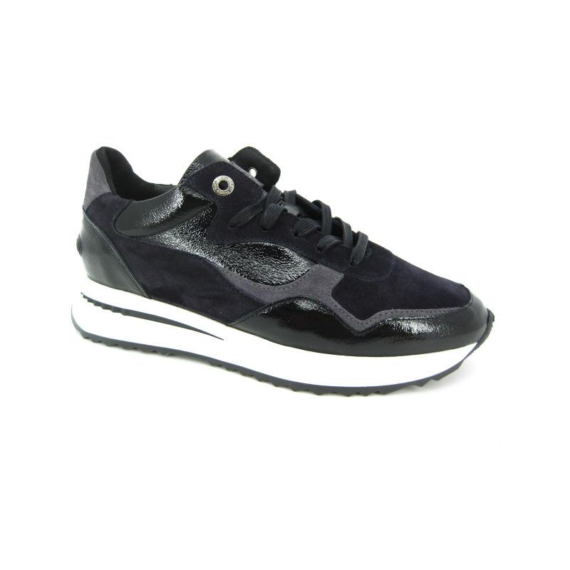 Floris Van Bommel Sneaker Zwart