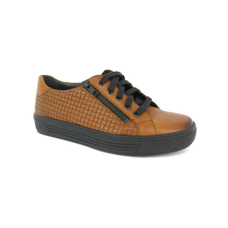 Solidus Sneaker Cognac