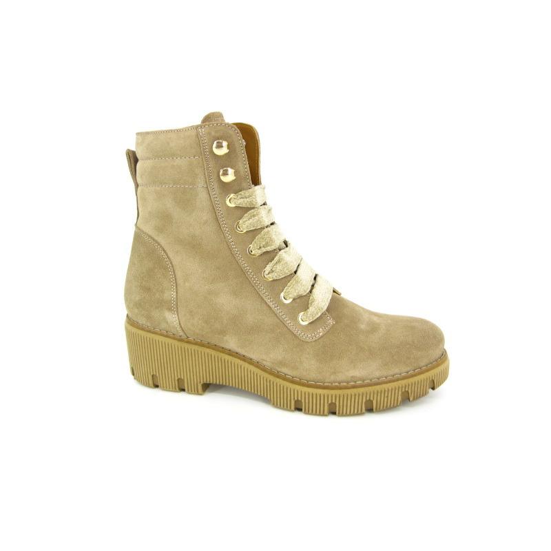 Catwalk Boots Beige