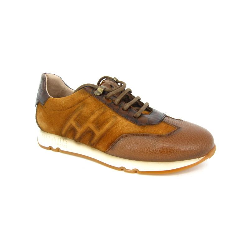 Hispanitas Sneaker Cognac