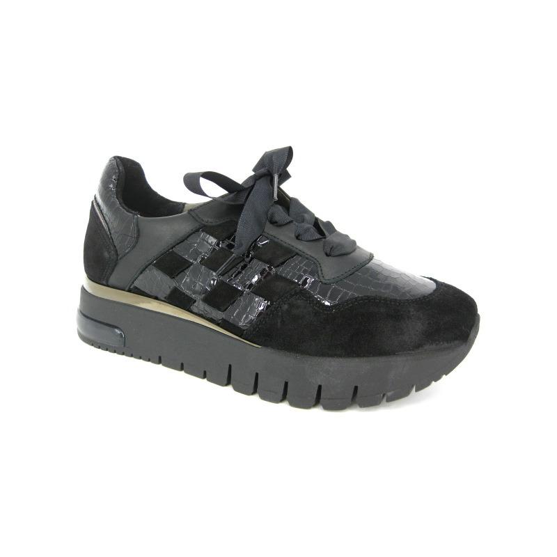 Softwaves Sneaker Zwart