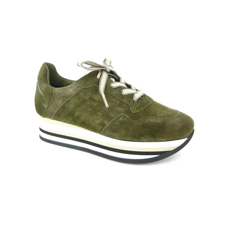 Softwaves Sneaker Khaki
