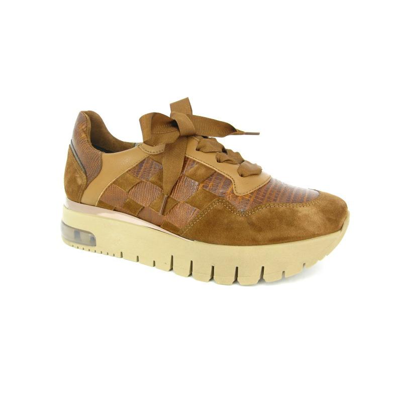 Softwaves Sneaker Cognac