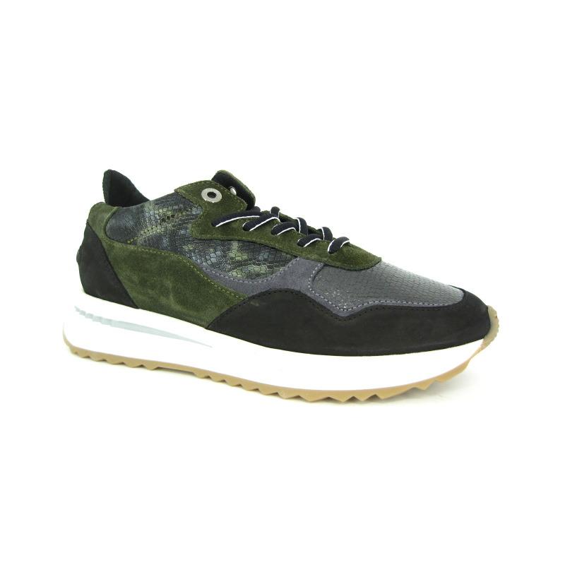 Floris Van Bommel Sneaker Groen