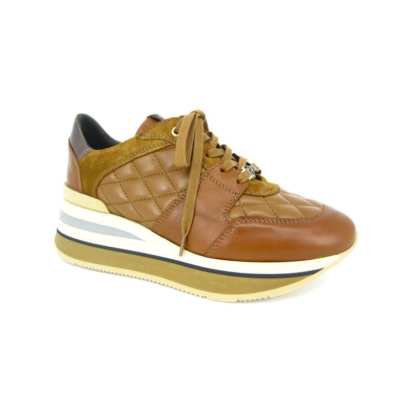 Dls Sneaker Cognac