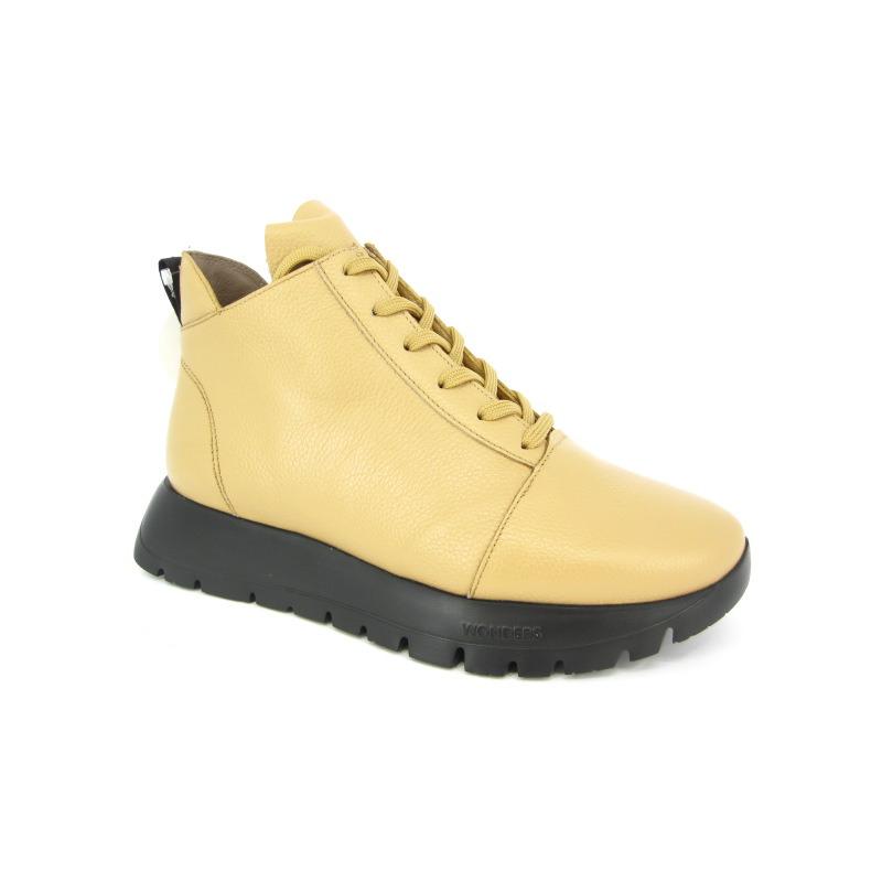 Wonders Boots Beige