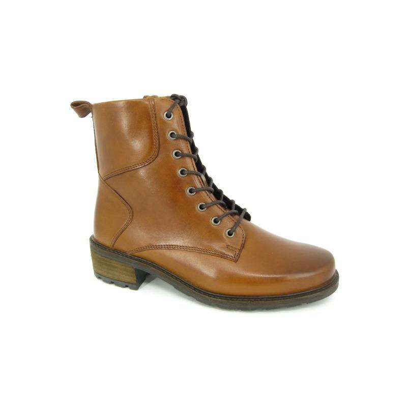 Solidus Boots Cognac