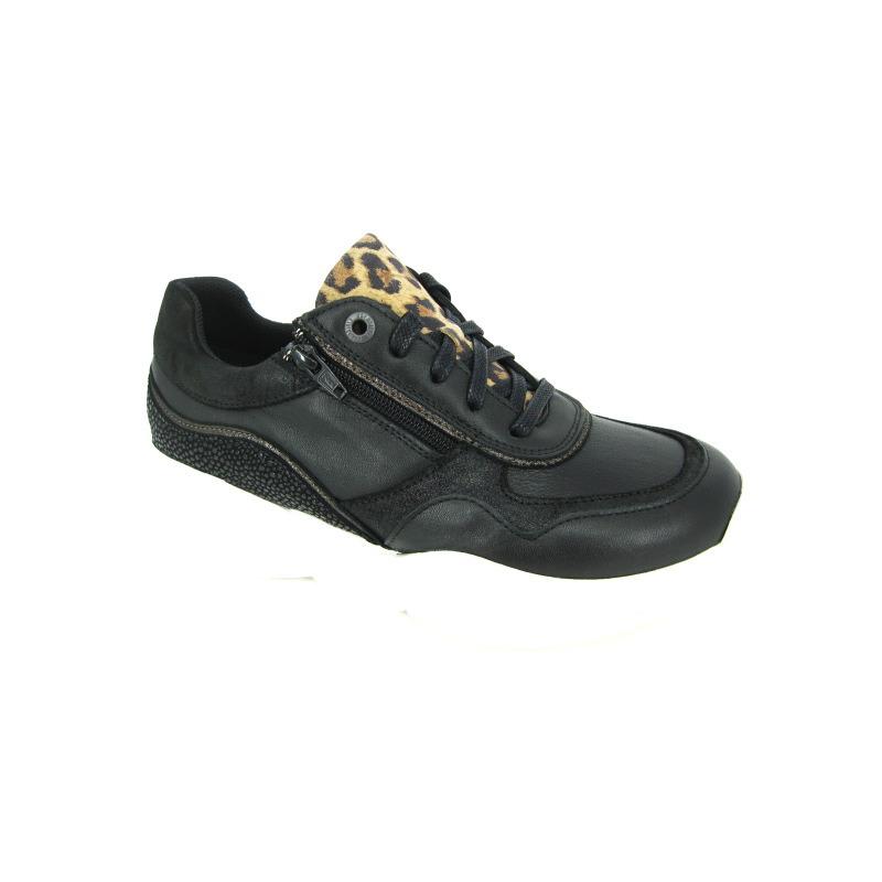 Xsensible Sneaker Zwart