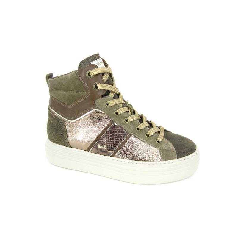 Nero Giardini Sneaker Khaki