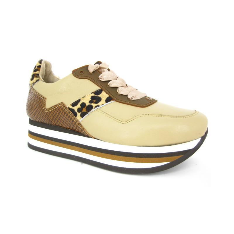 Softwaves Sneaker Beige