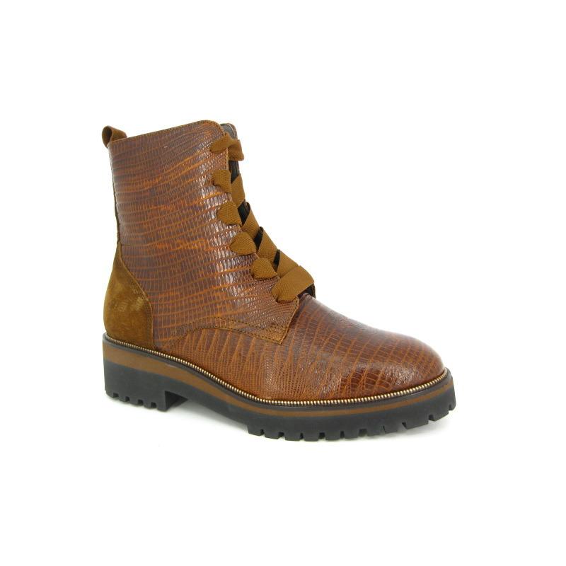 Softwaves Boots Cognac