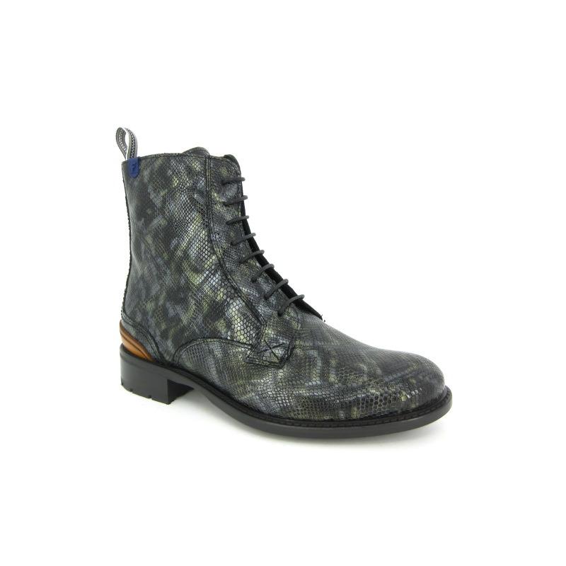Floris Van Bommel Boots Groen