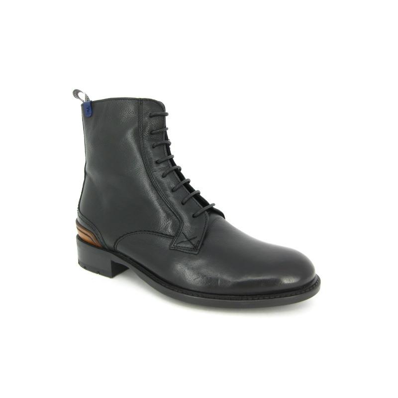 Floris Van Bommel Boots Zwart