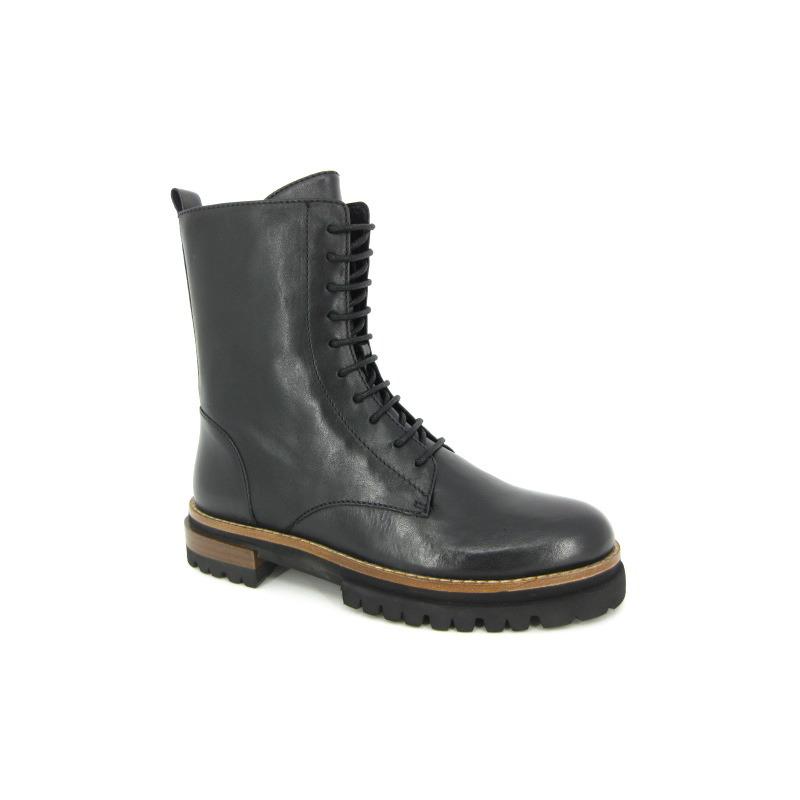 Elvio Zanon Boots Zwart