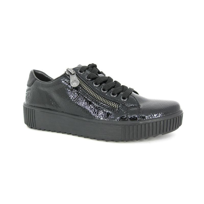 Rieker Sneaker Zwart