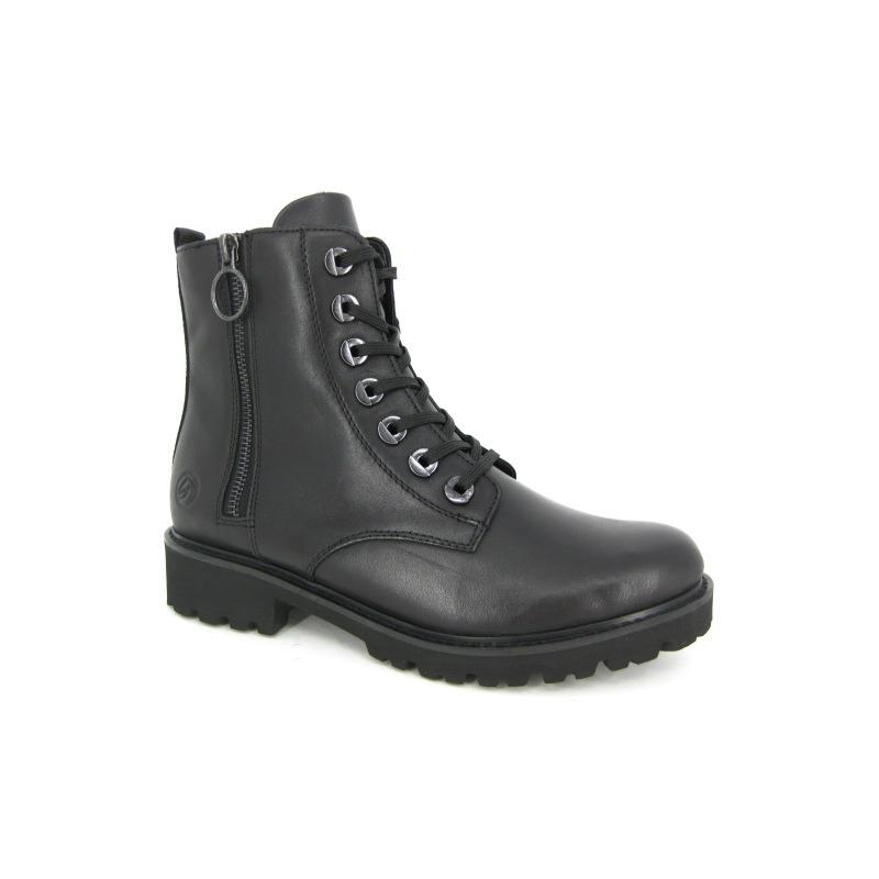 Remonte Boots Zwart