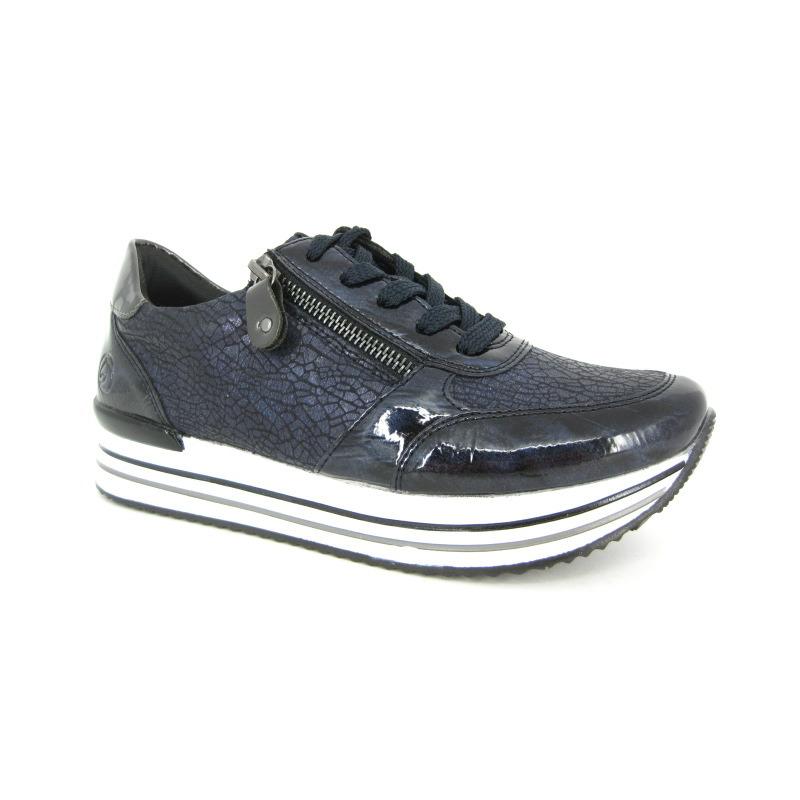 Remonte Sneaker Blauw